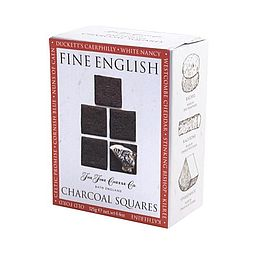 Crackers Fine English Charcoal squares