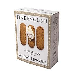 Crackers Fine English Wheat fingers