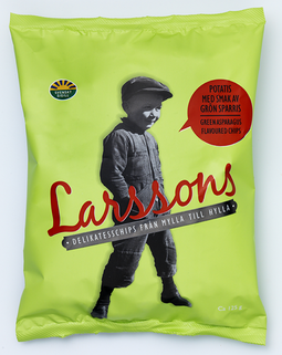 Larssons chips Sparris