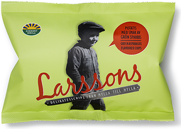 Larssons lille chips Sparris