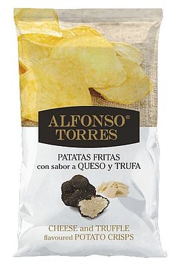 Chips Alfonso Torres Tryffel & ost
