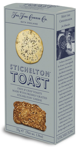 Toast for Cheese Stichelton
